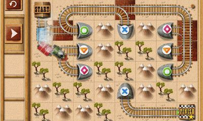 Rail Maze screenshot 1