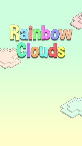 Rainbow clouds обложка