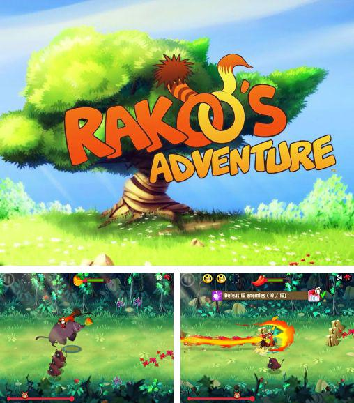 In addition to the game Saving Hamster Go Go for Android phones and tablets, you can also download Rakoo's adventure for free.