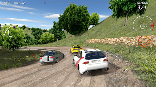 Rally fury: Extreme racing скриншот 2