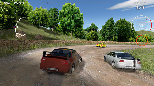 Screenshots von Rally fury: Extreme racing für Android-Tablet, Smartphone.