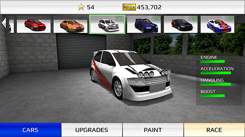 Rally fury: Extreme racing скриншот 5