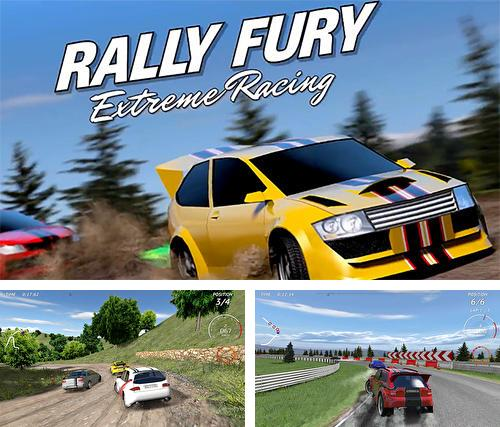Rally fury: Extreme racing