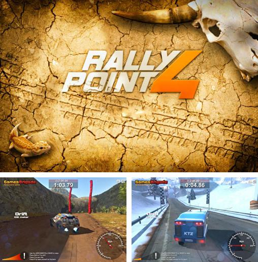 In addition to the game WRC Shakedown Edition for Android phones and tablets, you can also download Rally point 4 for free.