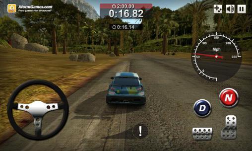 Rallye game
