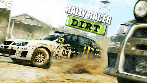 Rally racer: Dirt poster