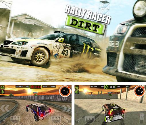 Rally racer: Dirt