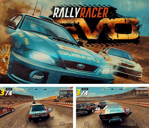 In addition to the game Squad conflicts for Android phones and tablets, you can also download Rally racer evo for free.