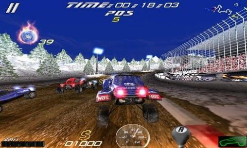 Rally cross: Ultimate für Android spielen. Spiel Rally Cross: Ultimative Version kostenloser Download.