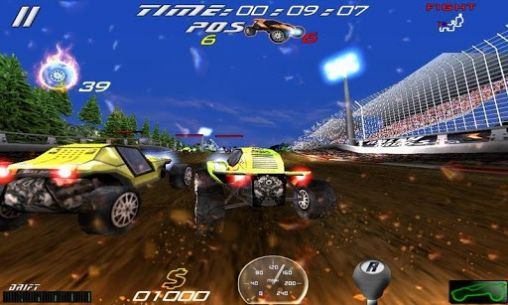 Screenshots von Rally cross: Ultimate für Android-Tablet, Smartphone.