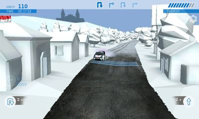 Écrans de Rally The World. The Game pour tablette et téléphone Android.