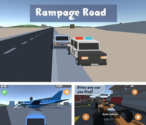 In addition to the game Survival game winter island 3D for Android phones and tablets, you can also download Rampage road for free.