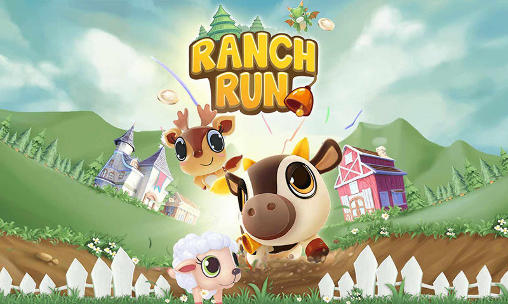 Ranch run poster