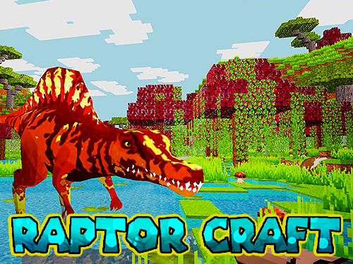 Raptorcraft: Survive and craft