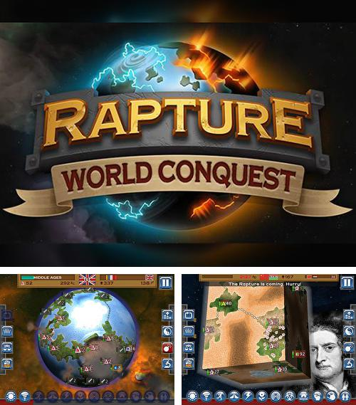 In addition to the game Lux DLX: Risk game for Android phones and tablets, you can also download Rapture: World conquest for free.