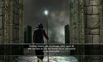 Download Ravensword: Shadowlands Android free game.
