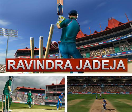In addition to the game WWE mayhem for Android phones and tablets, you can also download Ravindra Jadeja: Official cricket game for free.
