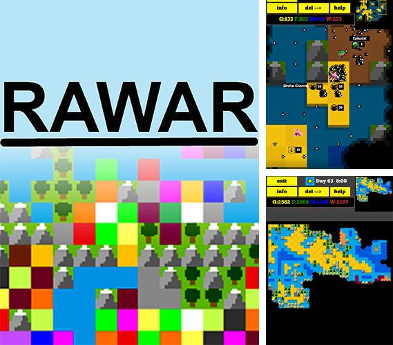 Rawar 2: Offline strategy game