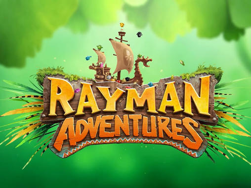 Rayman adventures poster
