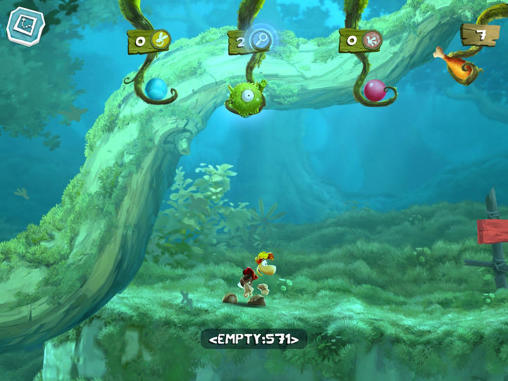 Jogue Rayman adventures para Android. Jogo Rayman adventures para download gratuito.