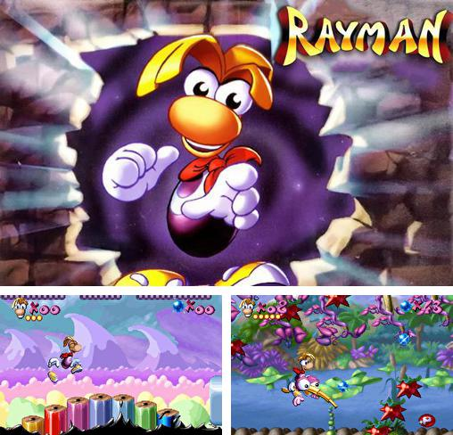 In addition to the game Rayman Jungle Run for Android phones and tablets, you can also download Rayman classic for free.