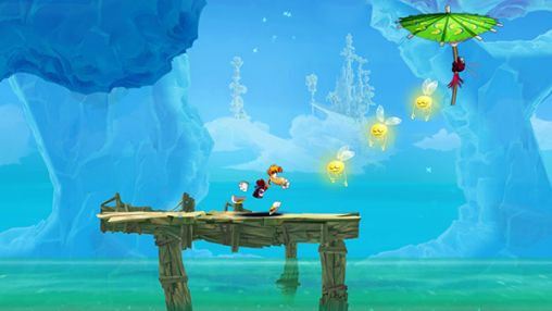 Download Rayman: Fiesta Run Android free game.