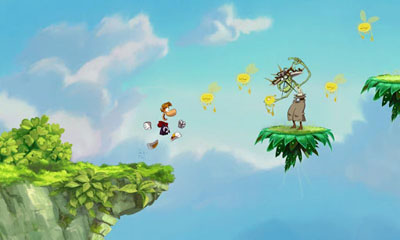 Get full version of Android apk app Rayman Jungle Run for tablet and phone.