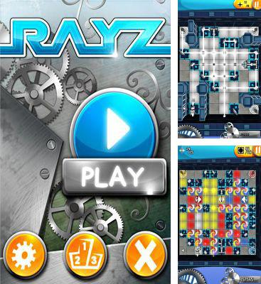 In addition to the game Egyptian Pyramids for Android phones and tablets, you can also download Rayz for free.