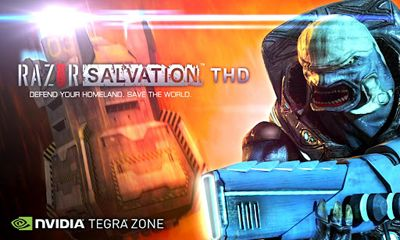 Razor Salvation THD poster
