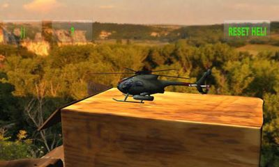 RC Helicopter Simulation screenshot 1
