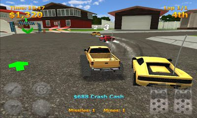 RC Mini Racers screenshot 1