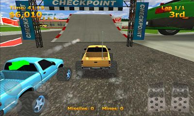 Juega a RC Mini Racers para Android. Descarga gratuita del juego RC Mini corredores.