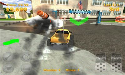 RC Mini Racers screenshot 4