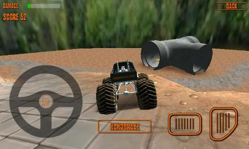 RC monster truck screenshot 2