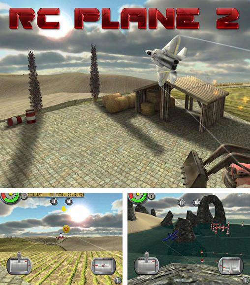 In addition to the game RC Mini Racers for Android phones and tablets, you can also download RC plane 2 for free.