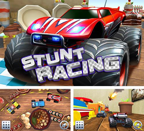 RC stunt racing