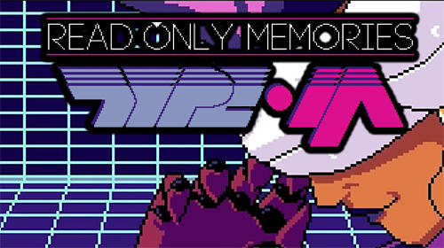 Read only memories: Type-M poster
