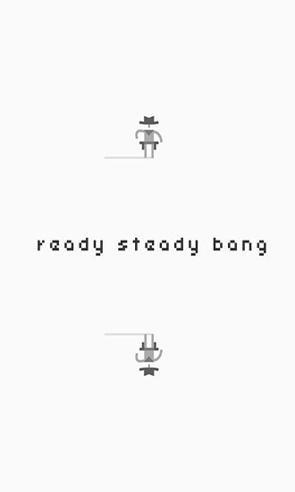 Ready steady bang обложка