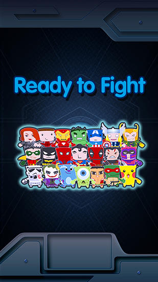 Ready to fight