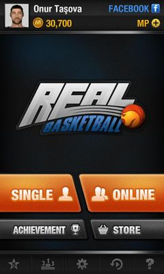 Real Basketball обложка