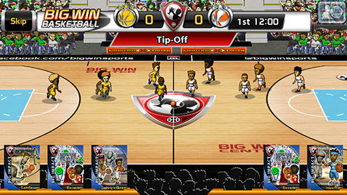 Real basketball winner screenshot 3