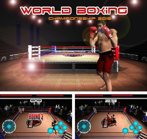 Кроме игры King of boxing 3D скачайте бесплатно Real boxing champions: World boxing championship 2015 для Android телефона или планшета.