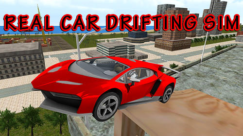 Real car drifting simulator