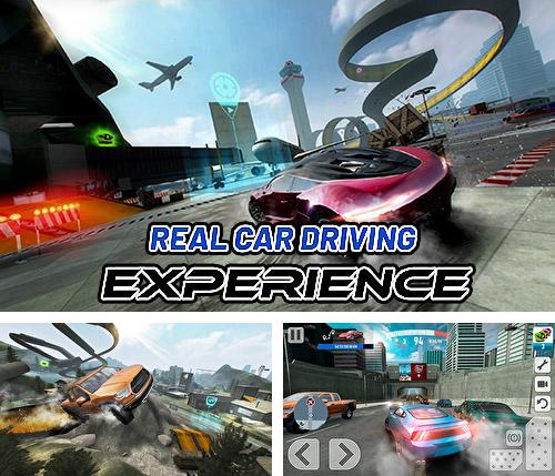 Real car driving experience: Racing game
