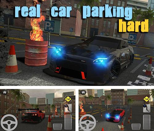 Real car parking: Hard