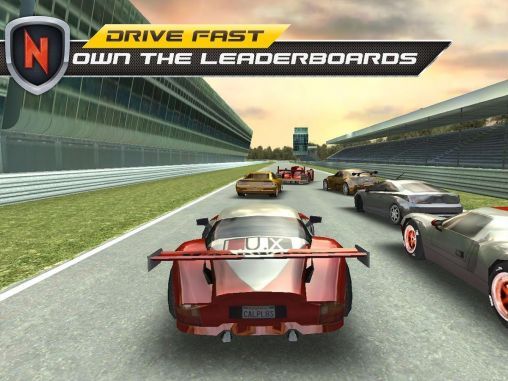 Real car speed: Need for racer screenshot 3