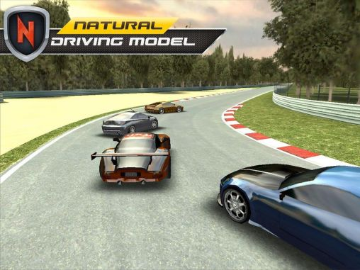 Screenshots do Real car speed: Need for racer - Perigoso para tablet e celular Android.