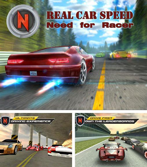 En plus du jeu En Avant! pour téléphones et tablettes Android, vous pouvez aussi télécharger gratuitement Le Vrai Vitesse: La Soif De La Course , Real car speed: Need for racer.