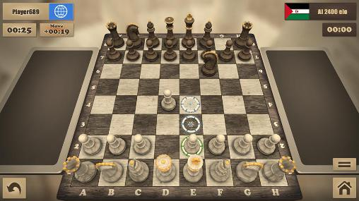 Real chess screenshot 1