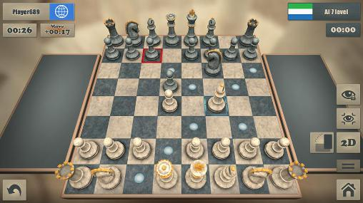 Real chess скриншот 2